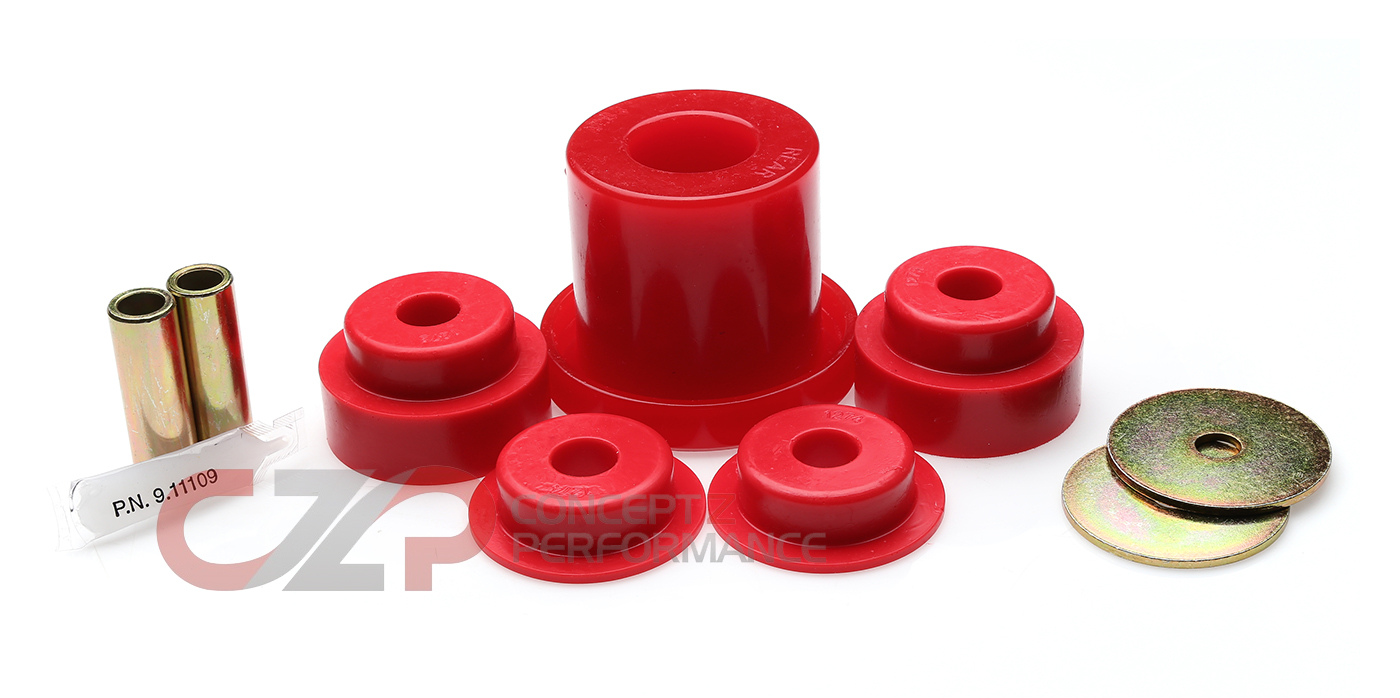 Energy Suspension Differential Carrier Bushing Set - Nissan 350Z / Infiniti G35