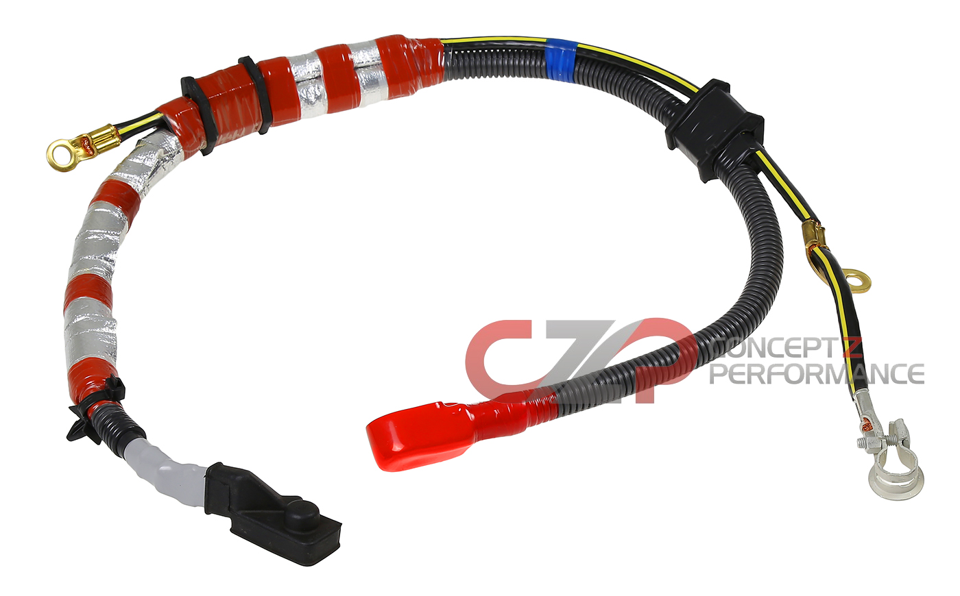nissan infiniti nissan oem 300zx battery harness cables z32 24110 30p00. Black Bedroom Furniture Sets. Home Design Ideas