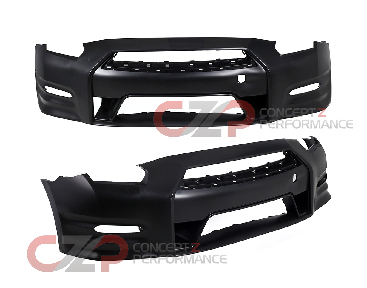 nissan oem fbm22 kb60h front bumper fascia dba nissan gt. Black Bedroom Furniture Sets. Home Design Ideas