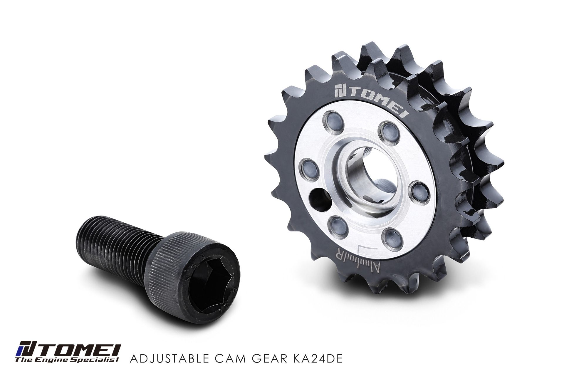 Tomei Adjustable Cam Gear, 1 Piece - Nissan 240SX S13 S14 KA24DE