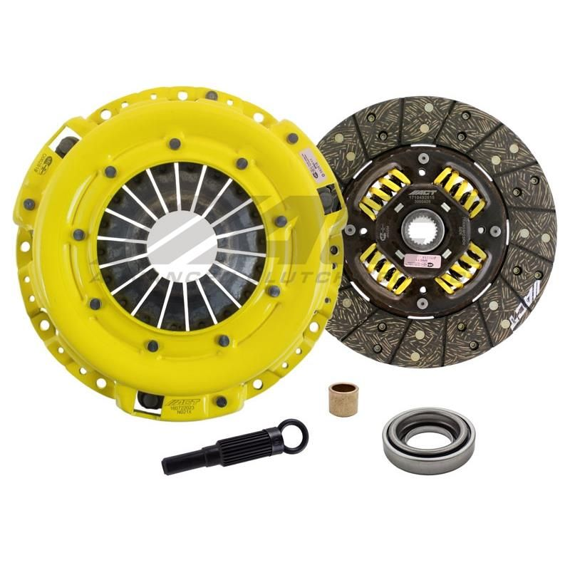 ACT TC1-XTSS XT Pressure Plate with Performance Street Sprung Clutch Disc