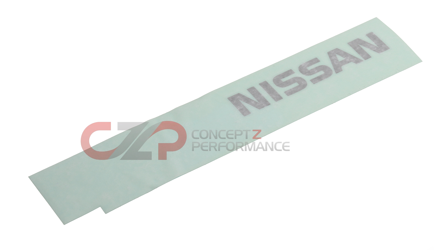 "Nissan OEM Rear Hatch, Decklid,  Third Brake Light, ""Nissan"" Decal - Nissan 300ZX 90-96 Non-Turbo NA or 94-96 Twin Turbo TT Z32"