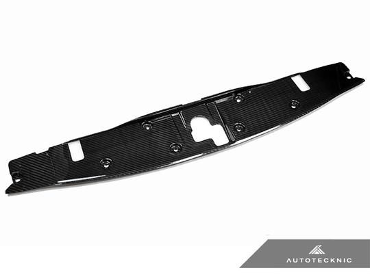 AutoTecknic Dry Carbon Cooling Plate -R35 GT-R