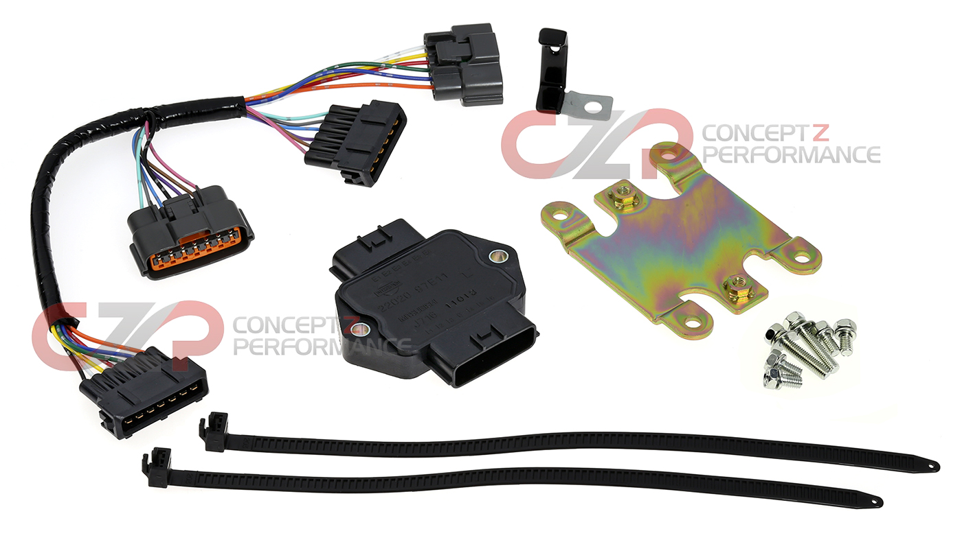 Nissan OEM Power Transistor Unit PTU Series 2 Kit - Nissan 300ZX Z32