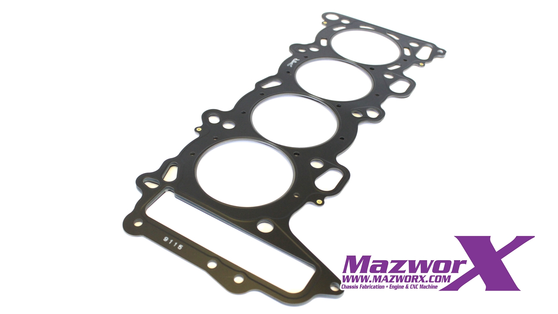 Mazworx 90mm Head Gasket w/ 15MM Dowels - Nissan GTi-R