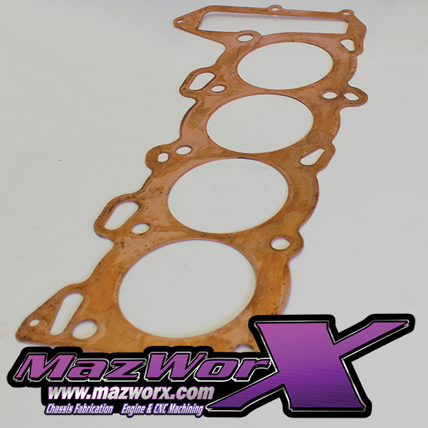Mazworx 91mm Pro Drag Copper Head Gasket - Nissan SR20DET