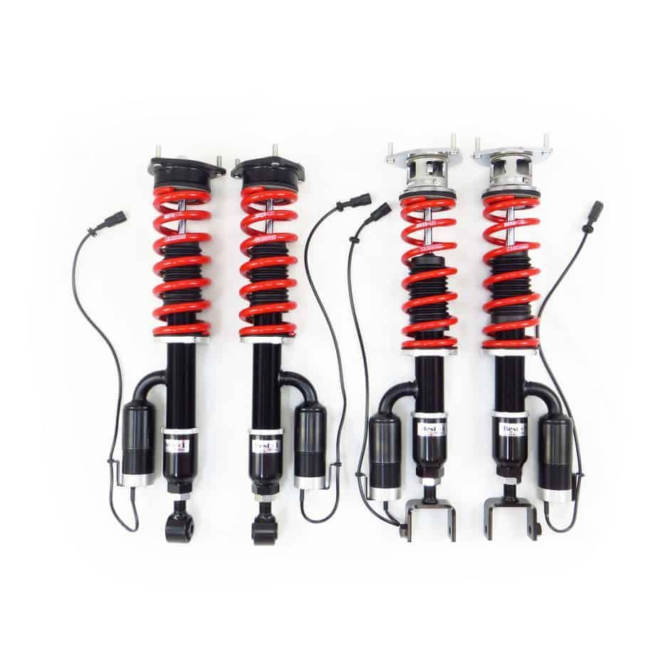 RS-R Best-I Active Coilovers - Infiniti Q50 3.0T Sport/Red Sport AWD 2016+