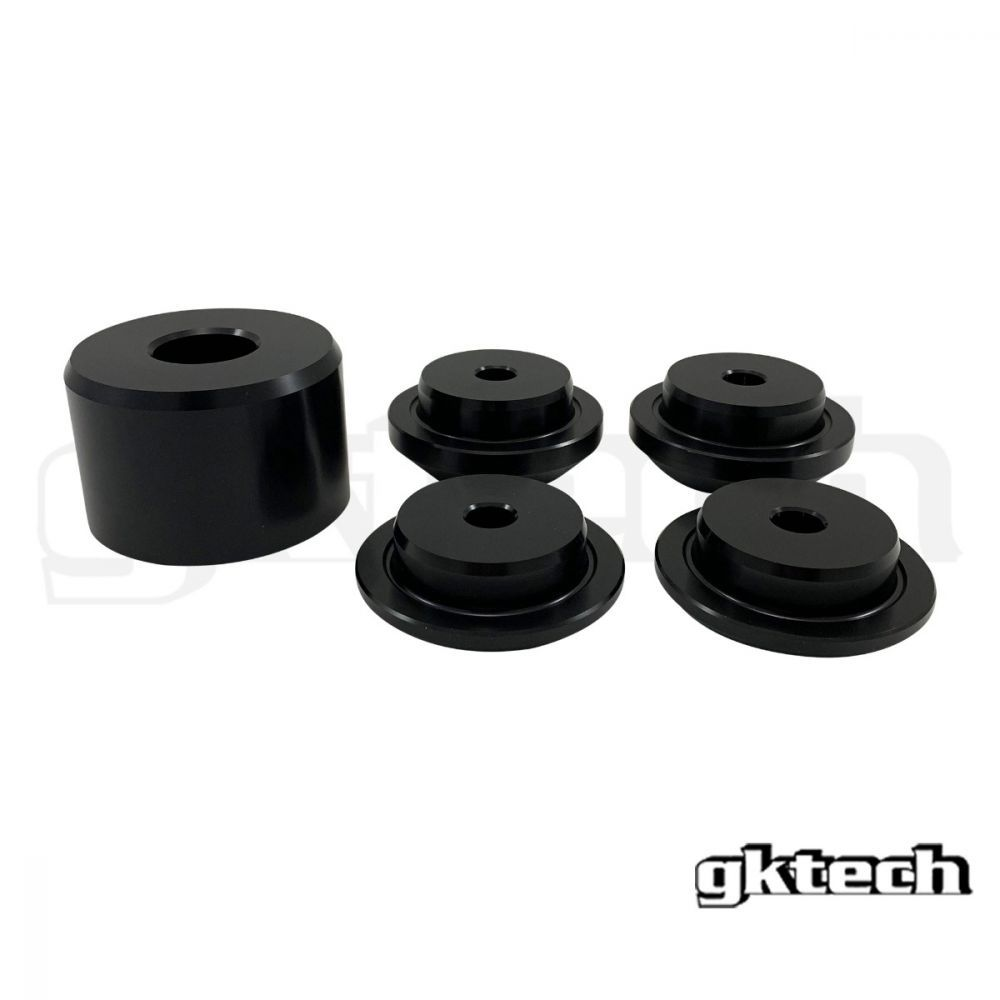 GKTech Solid Differential Bushing Kit - Nissan 350Z / Infiniti G35