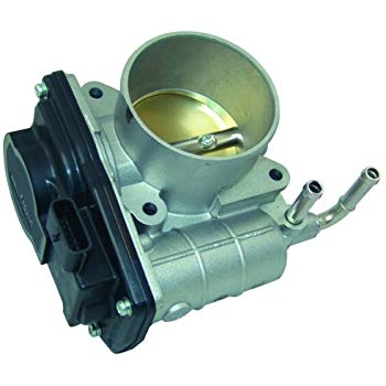 Hitachi OEM Replacement Electronic Throttle Body, RH - Nissan GT-R 2009