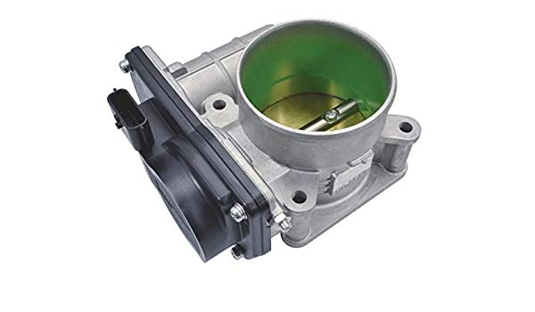 Hitachi OEM Replacement Electronic Throttle Body, RH - Nissan GT-R 2010-2015