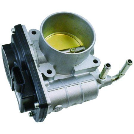 Hitachi OEM Replacement Electronic Throttle Body, LH - Nissan GT-R 2009