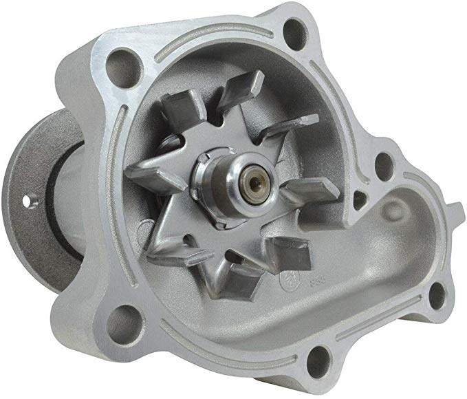 Hitachi OEM Replacement Water Pump Assembly - Nissan 300ZX Z32