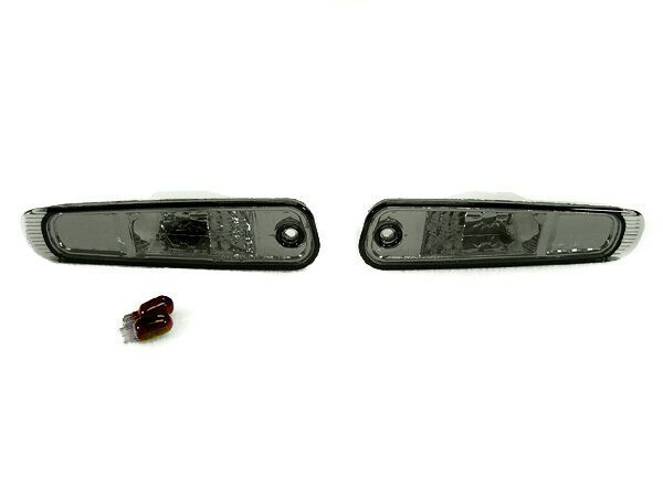 Depo Rear Side Markers, Smoked - Nissan 300ZX Z32