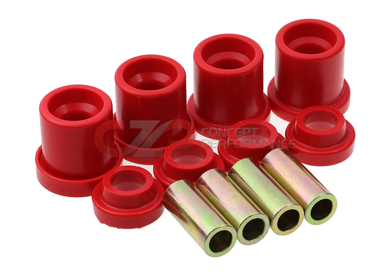 Energy Suspension 7.4102 Rear Subframe Bushing Set Nissan 300ZX 90-96 Z32