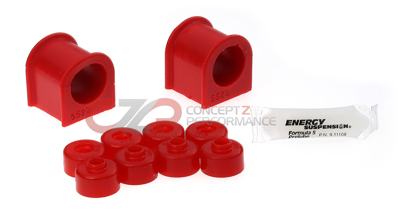 Energy Suspension 300ZX Rear Sway Bar Bushings 26mm - Stock Twin Turbo Coupe Z32