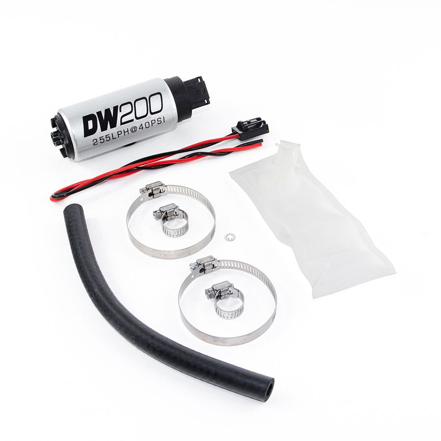 Deatschwerks 255+ LPH High Flow In-Tank DW200 Fuel Pump - Nissan 300ZX Non-Turbo
