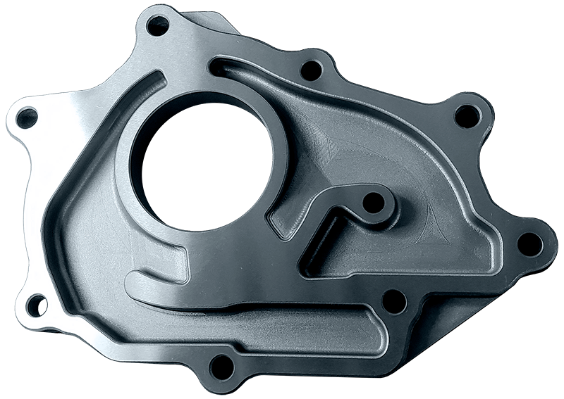 Boundary Engineering Billet VHR\HR Oil Pump Cover, VQ35DE - Nissan 350Z 370Z / Infiniti G37