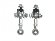 Powertrix RSBELNISZ32 Adjustable Rear Sway Stabilizer Bar End Links, Stillen or Suspention Techniques Sway Bars Nissan 300ZX 90-96 Z32