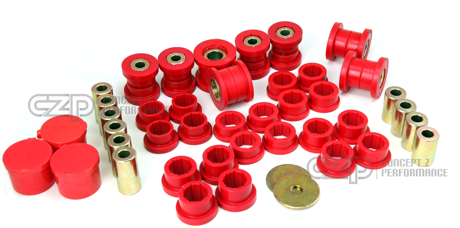 Energy Suspension Rear Control Arm Bushing Set - Nissan 350Z / Infiniti G35