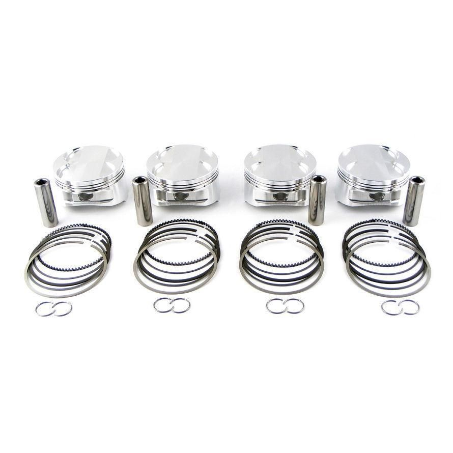 CP Piston Set 89.5mm 9.0:1  Compression Ratio, KA24DE - Nissan 240SX