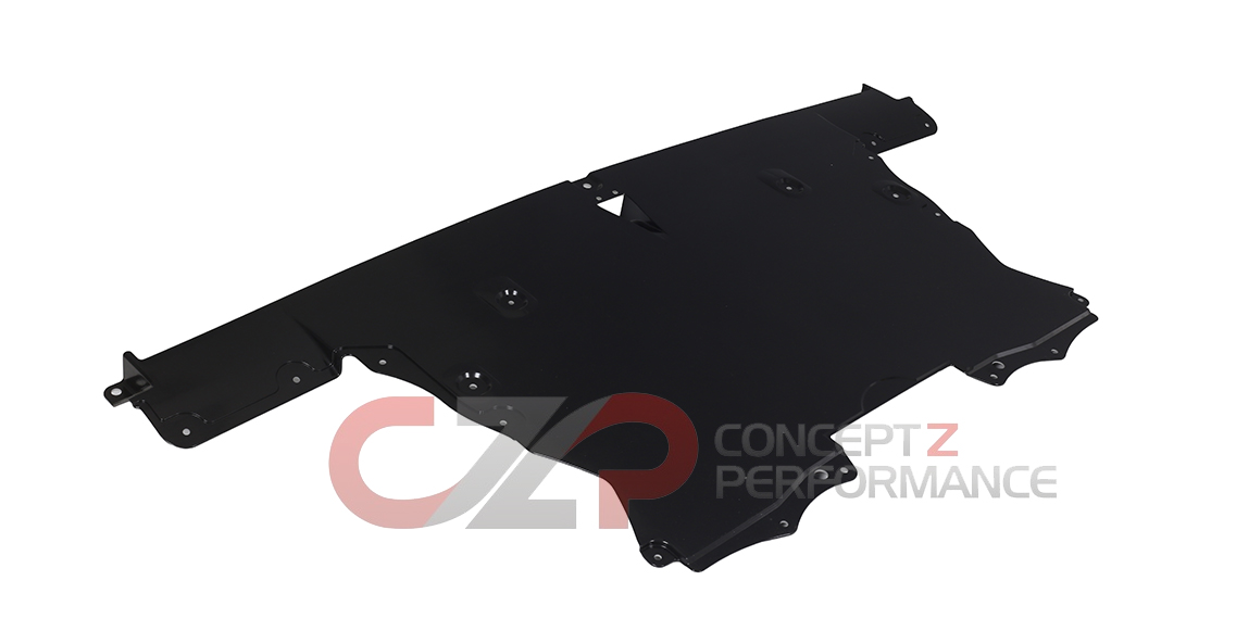 Nissan OEM Undercarriage Rear Engine Cover, Nismo or Track Pack - Nissan GT-R R35