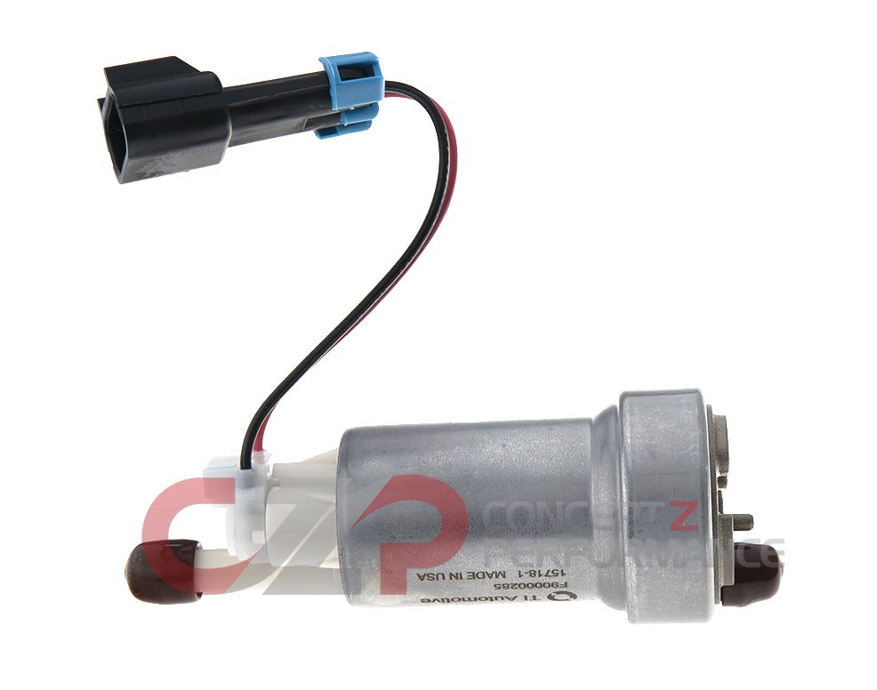 Walbro 535LPH Universal Ultra High Performance Fuel Pump, Ethanol E85