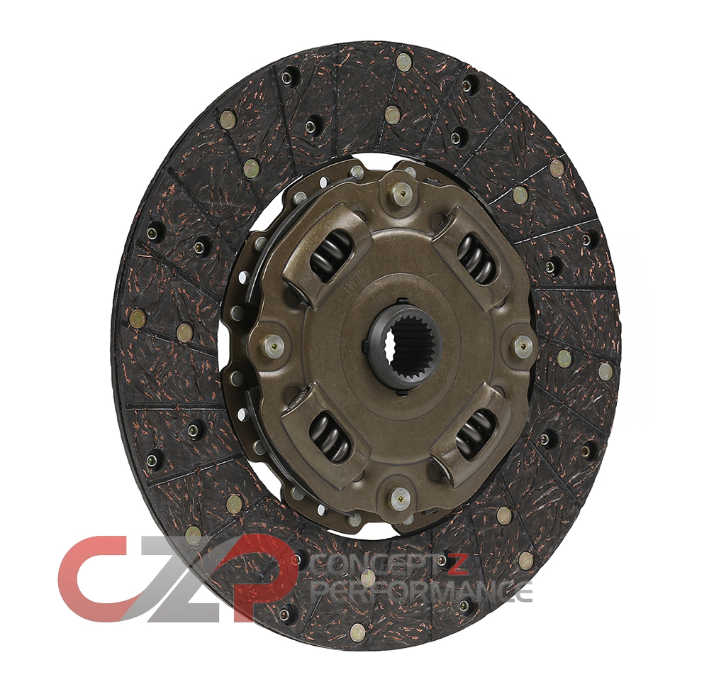 Jim Wolf Technology JWT Heavy Duty Clutch Disc Replacement, 240mm - Nissan 300ZX Non-Turbo Z32