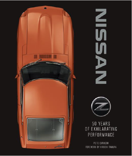 Nismo Nissan Z 50 Years Book