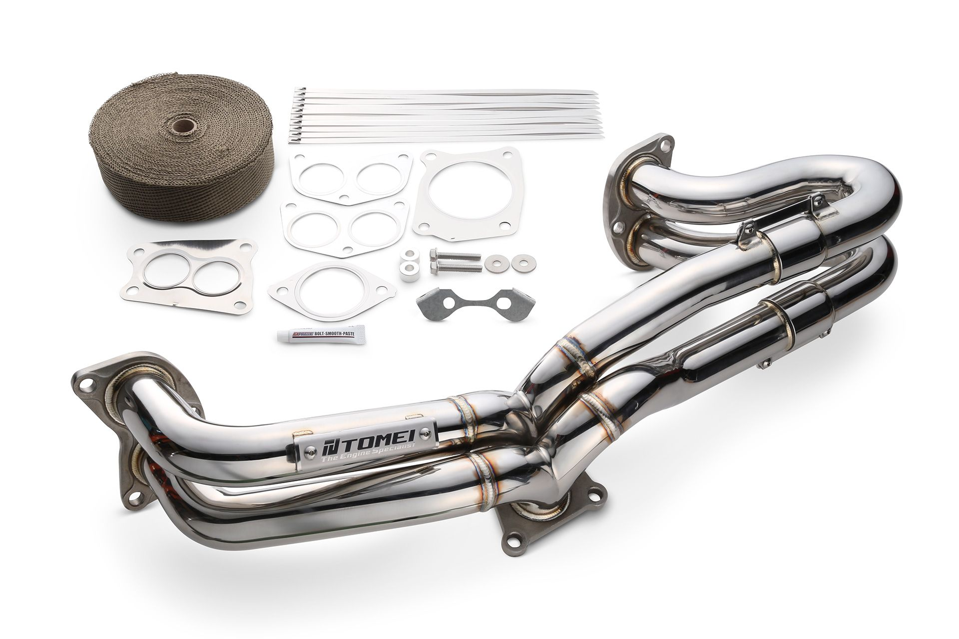 Tomei Expreme Unequal Length Exhaust Manifold - Subaru WRX 2015+ FA20DIT