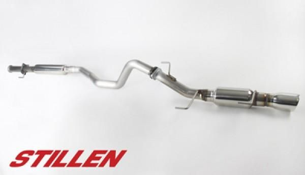 Stillen Stainless Steel Cat-Back Exhaust System - Nissan Juke 11-17 FWD