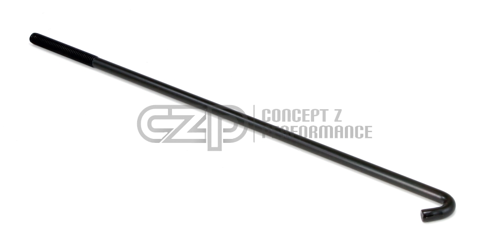 Nissan OEM Battery Tie Down Rod, Rear (Short) - Nissan 300ZX Z32