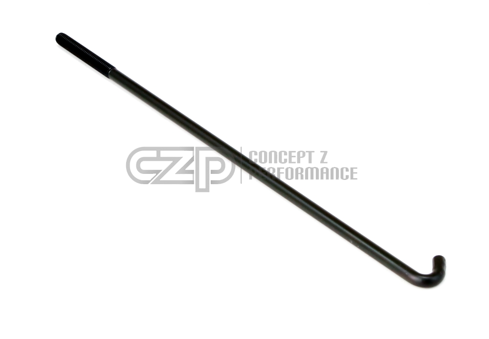 Nissan OEM Battery Tie Down Rod, Front (Long) - Nissan 300ZX Z32