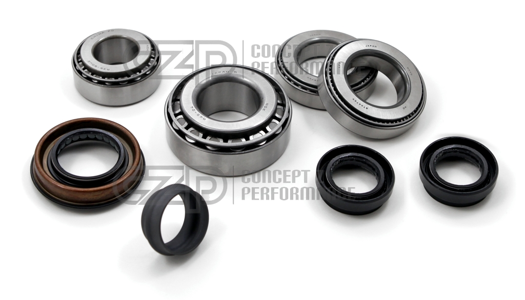 Nissan OEM Differential Seal and Bearing Kit - Nissan 300ZX Z32