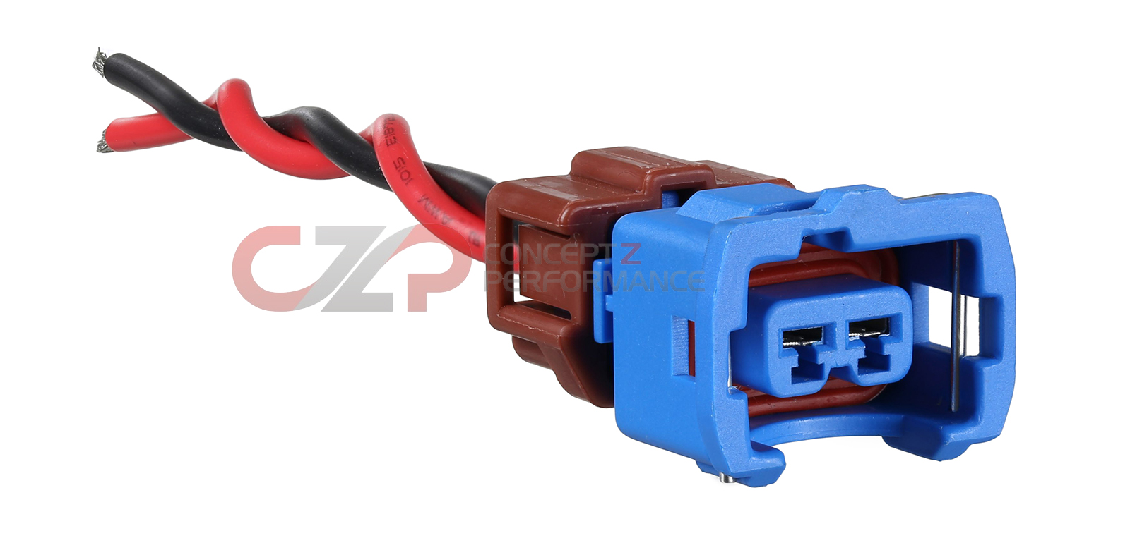 CZP Fast Idle Control Device (FICD) & Air Regulator IACV Connector - Nissan 300ZX 90-96 Z32