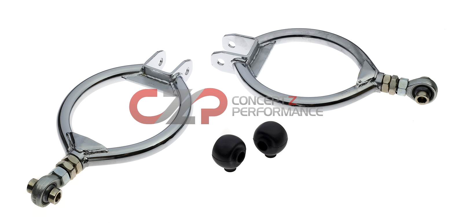 Powertrix Rear Camber Upper Control Arms RUCA - Nissan 240SX, 300ZX, Silvia, S13 S14 Z32, Skyline GTS-T, GT-R R32 R33 R34