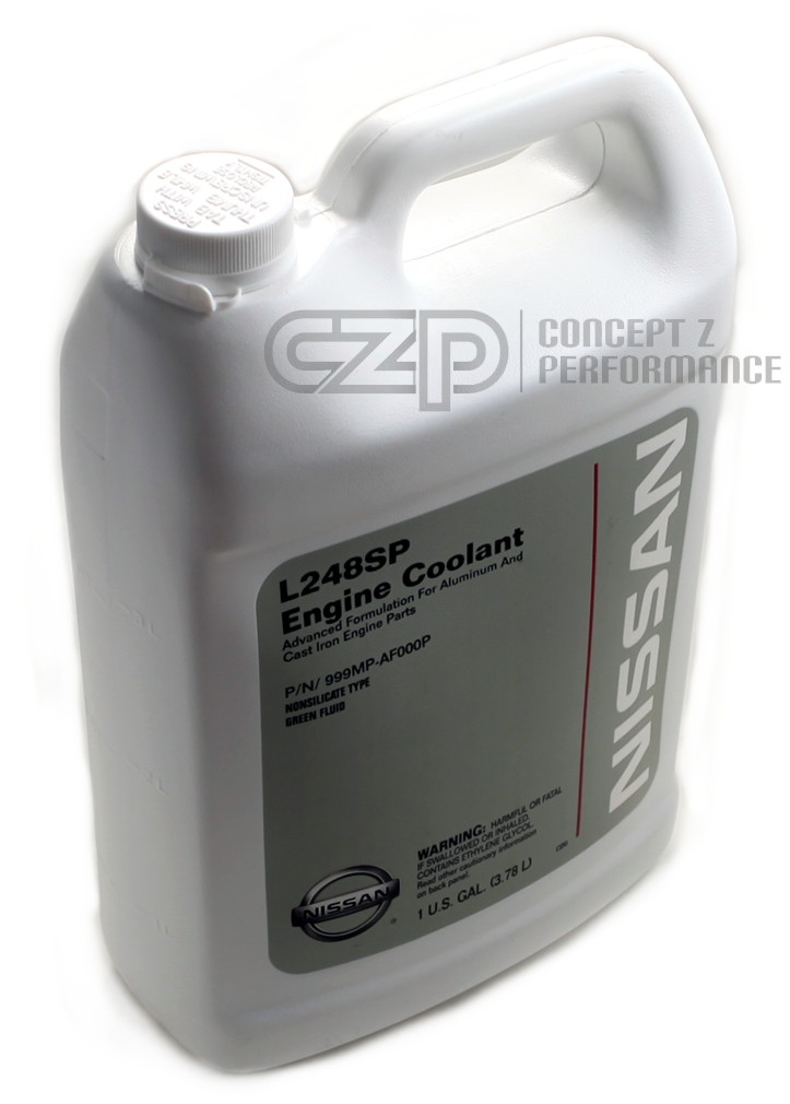 nissan infiniti nissan oem radiator engine coolant antifreeze