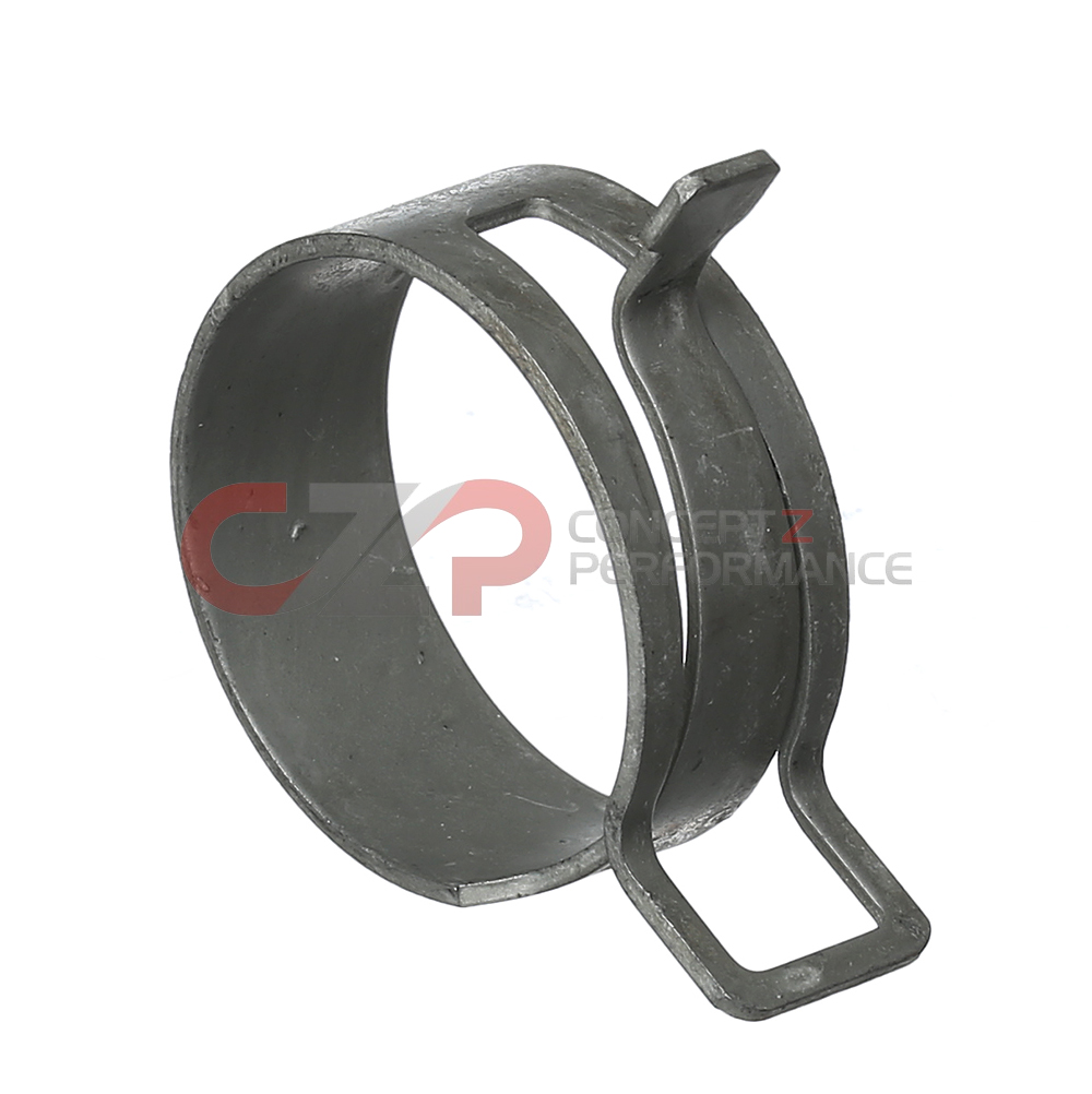 Nissan OEM 300ZX Front Coolant Bypass Hose Clamp Z32