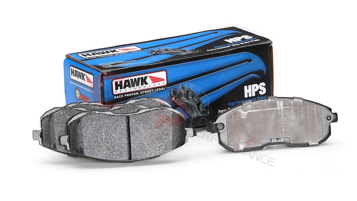 Hawk Performance HB268F.665 HPS Performance Ceramic Front Brake Pad