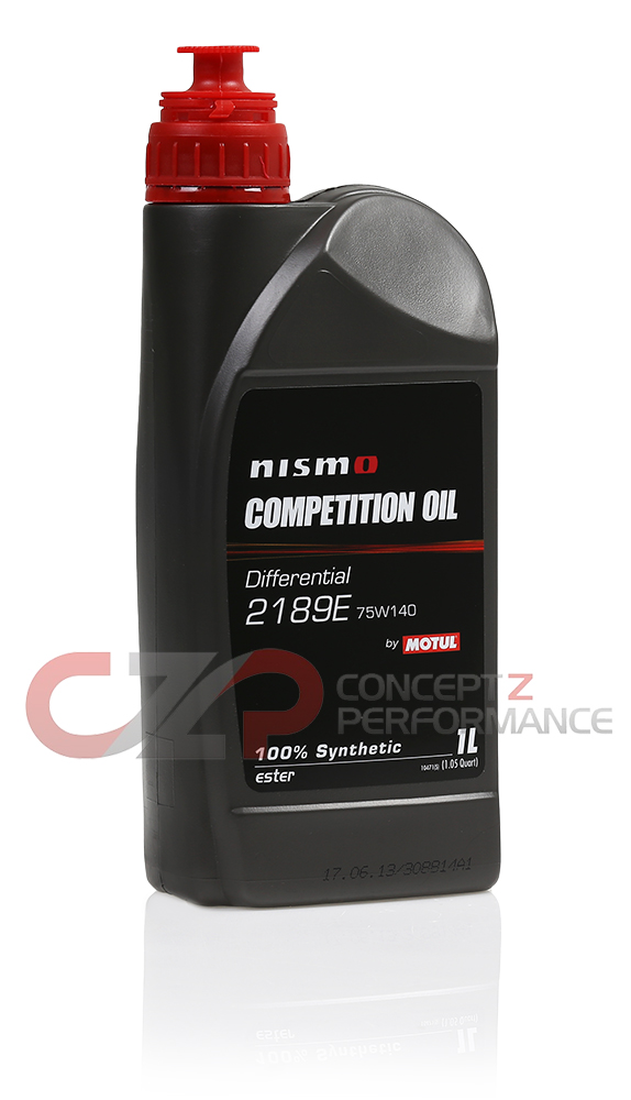 Nismo KL000-2189E 2189E Competition Differential Fluid, Gear Oil by Motul - Nissan GT-R R35