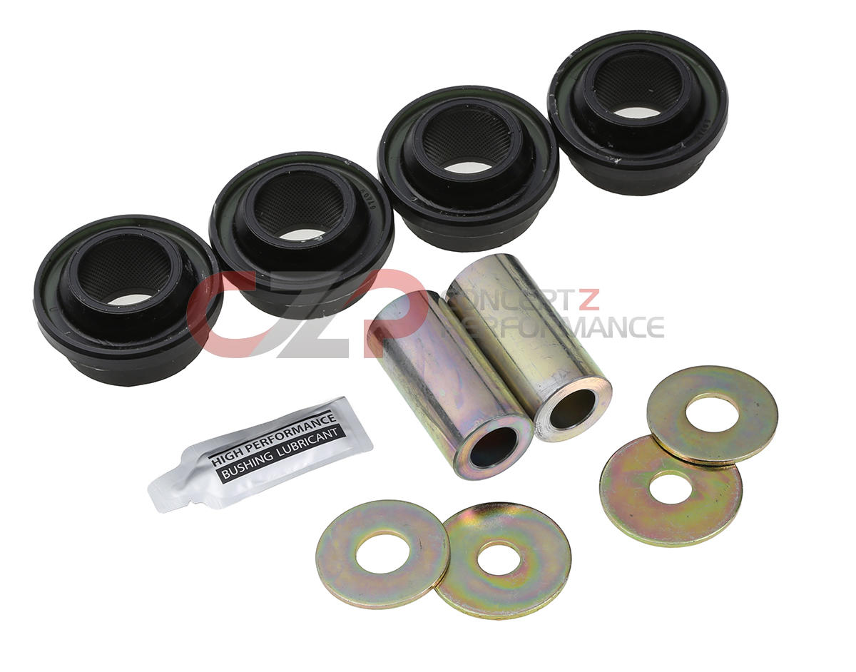 Whiteline Front Radius Rod to Chassis / Compression Rod Bushing Set - Nissan 350Z / Infiniti G35