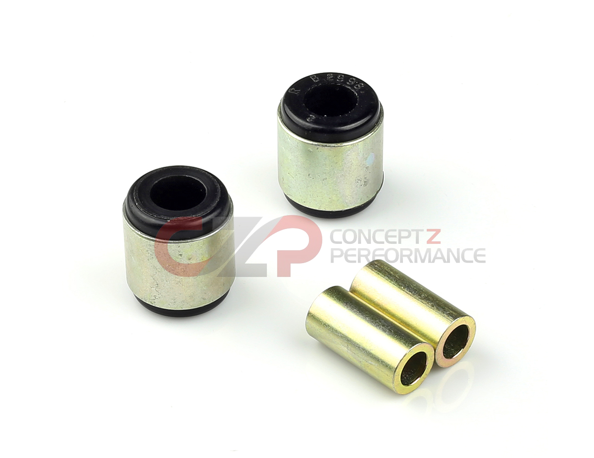Whiteline Upper Rear Control Arm Bushing Kit - Nissan 350Z 370Z / Infiniti G35 G37