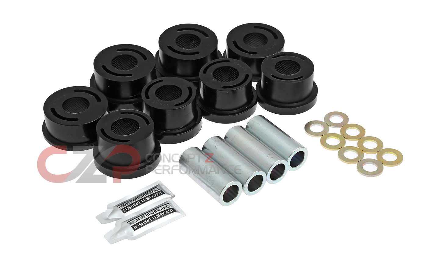 Whiteline Rear Subframe Bushing Kit - Nissan 350Z / Infiniti G35 ...