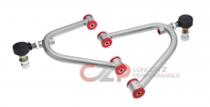 Kinetix Racing Front Upper Adjustable Camber Control Arms - Nissan 350Z / Infiniti G35