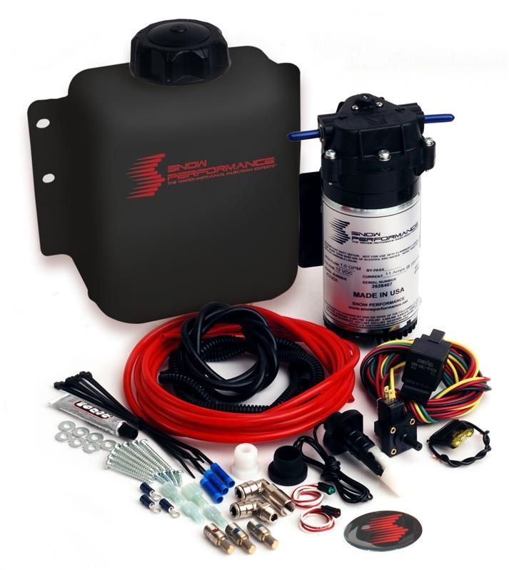 Snow Performance Stage 1 Water / Methanol Injection Kit