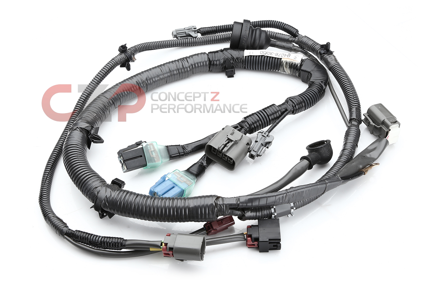 nissan infiniti nissan oem alternator to transmission harness mt manual transmission nissan