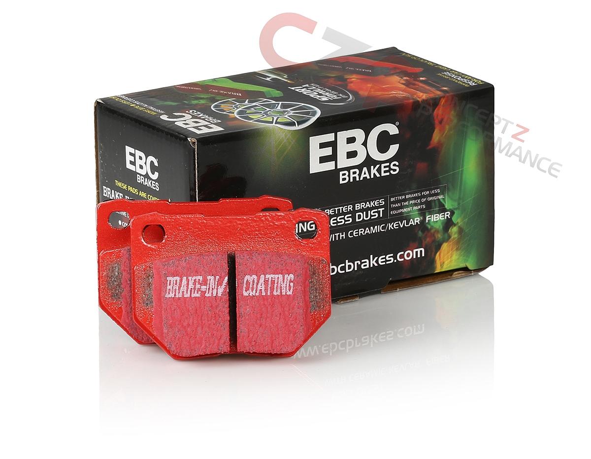REAR EBC DP3826C REDSTUFF CERAMIC PERFORMANCE BRAKE PADS