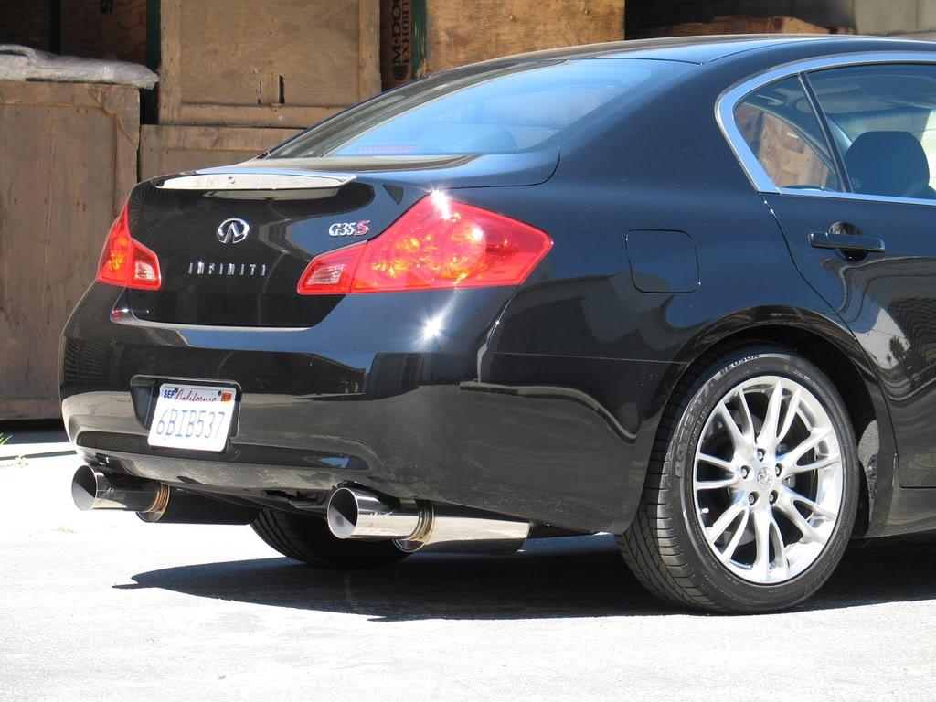 Hks Hi Power Axleback Exhaust Infiniti G25 G35 G37 Q40 Sedan Rwd Awd V36 In Stock 32003 Bn001 Concept Z Performance