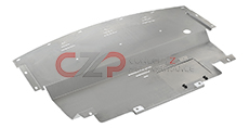Z Speed Performance ZSP V2 ZSP2008-V2 Aluminum Engine Cover Under Panel Splash Shield, RWD Only - Infiniti G35 07-08, 09-14 G37 & 15 Q40 Sedan V36 / 08-13 G37 & 14-15 Q60 Coupe CV36