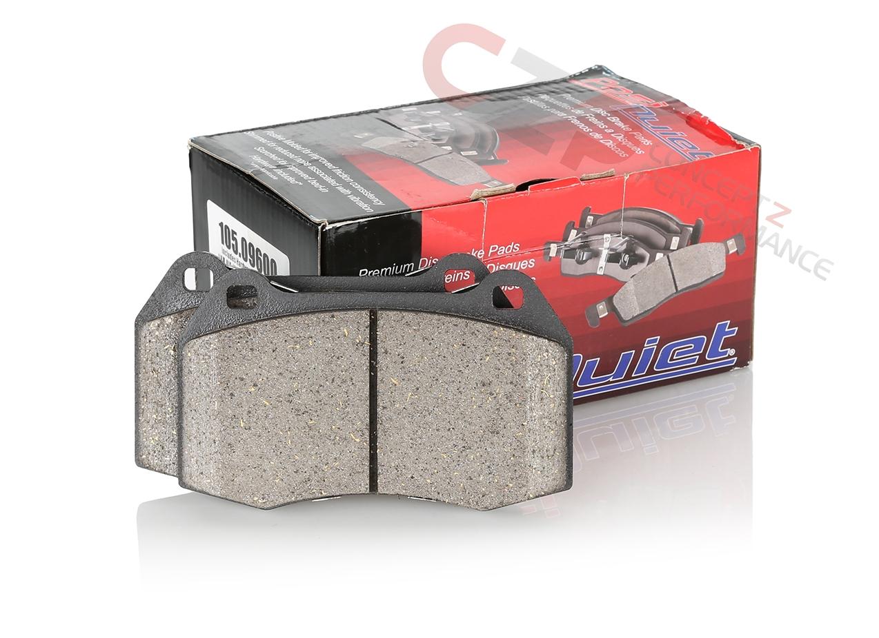 Centric Parts 106.10680 106 Series Posi Quiet Semi Metallic Brake Pad