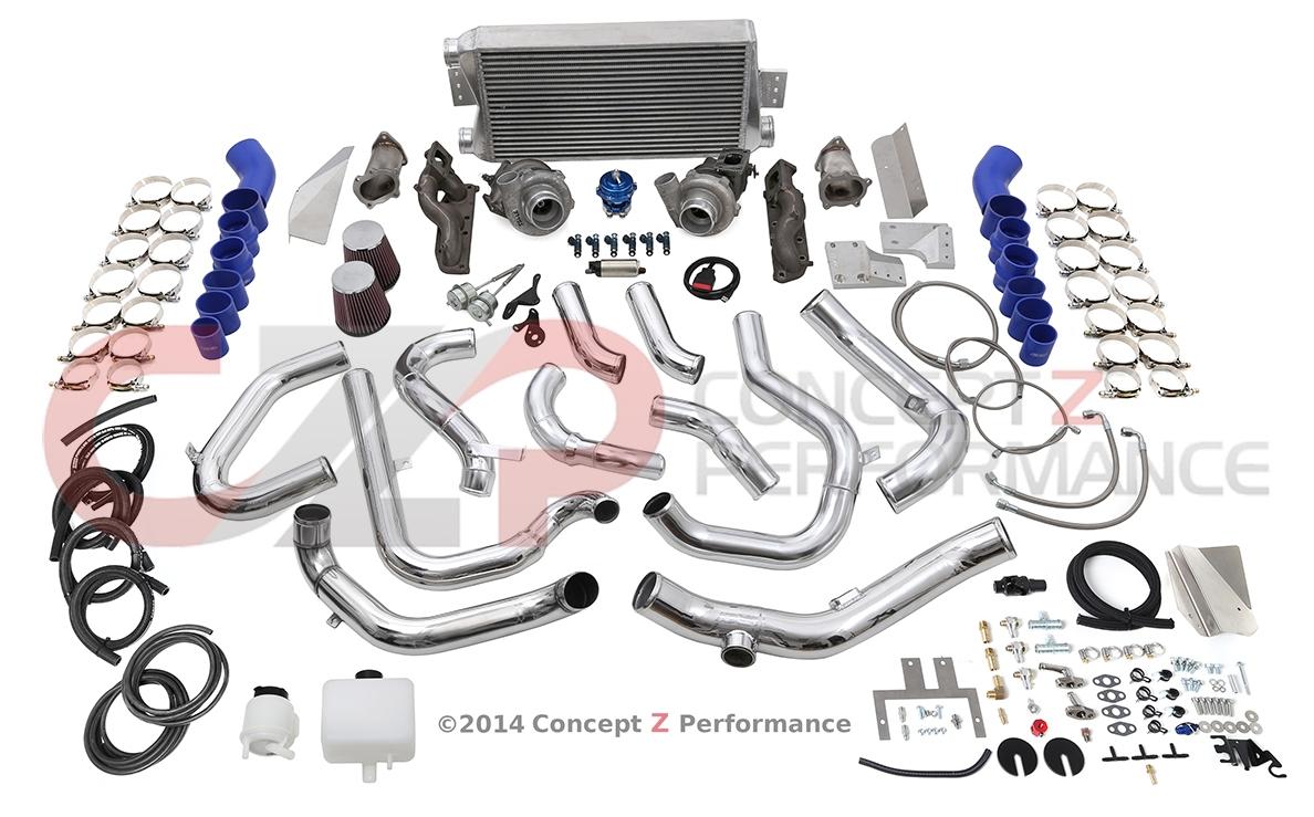 GTM 350Z Turbo Kits!!! - MY350Z COM - Nissan 350Z and 370Z